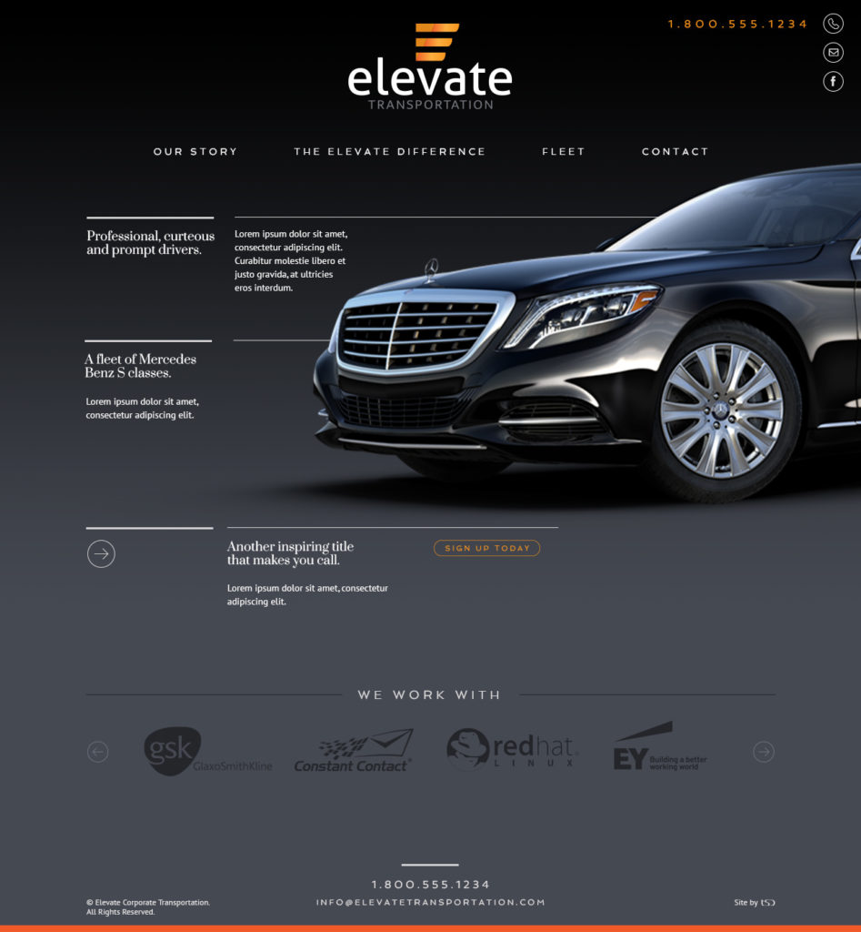 Elevate Project Design